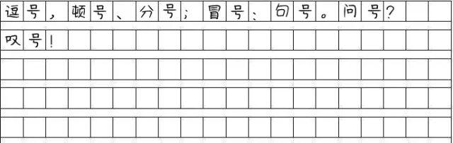 MBA新濠天地博彩娱乐平台:管综作文的标点符号怎么占格?